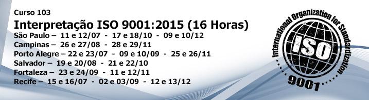 Interpretação ISO 9001:2015