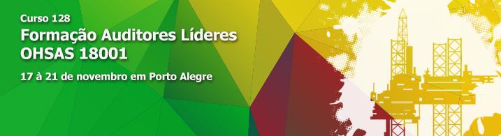 Formação Auditores Líderes OHSAS 18001